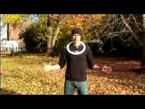 How to Juggle Three Rings : How to Use Your Head When Juggling Three Rings