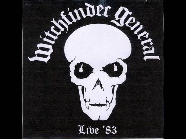 Witchfinder General - Live '83 Full Album (Fixed tone)