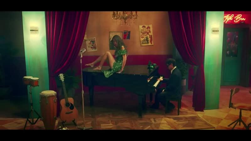 [MV] SOYOU(소유) - All Night(까만밤) (PROD. GroovyRoom, OREO)(rus.sub)