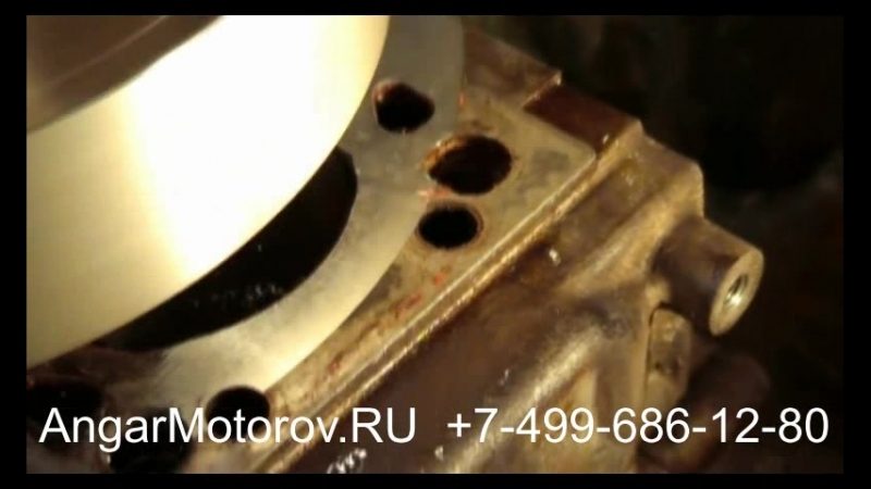 Ремонт Головки Блока (ГБЦ) Audi A4 3.2 FSI Шлифовка Опрессовка Сварка Восстановление постелей