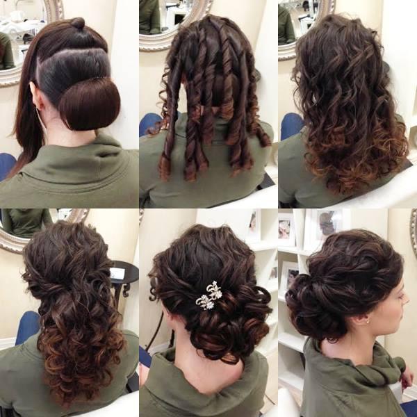 Прически на длинные волосы своими руками пошаговое фото