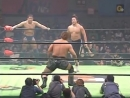 2003.12.06 - Tanahashi Nagata (c) vs Morishima Rikio - NOAH Navigation, Uprising Spirit 2003 -Day 14(GHC Tag Titles)
