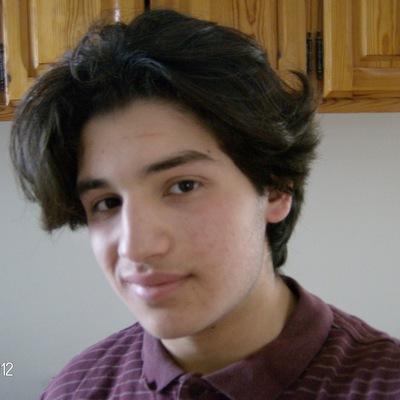 Yassine Bouchoucha, 13 декабря , Екатеринбург, id207065838