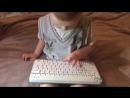 Мирославу 2 года 10 мес, а он уже отлично знает английский и русский алфавит. Понравилось видео, ставьте лайки❤️