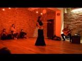 Вечер музыки и танца с Sajazy 14 апреля 2018г. в Trini. Екатерина Мединская Катея (импровизация).