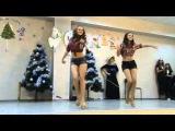 Новогоднее представление 9-Ф УВК № 111