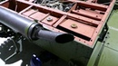 T-26 twin turret engine running