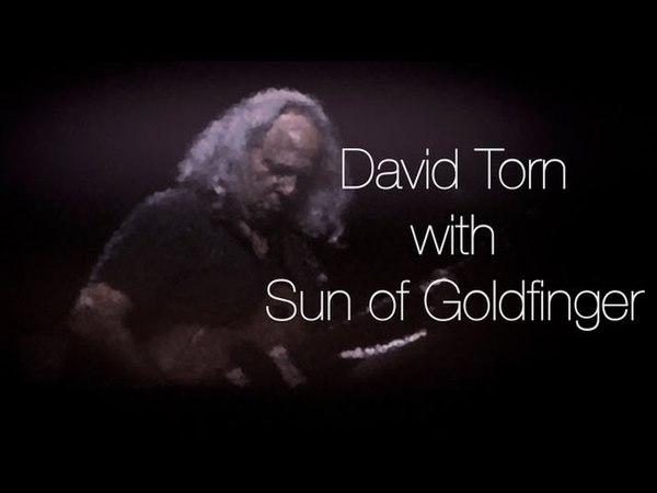 David Torn Sun of Goldfinger @ the Walnut Room - FULL SHOW