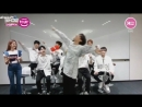 Stray kids Bang Chan dances twice DTNA