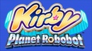 Meeting with Haltmann - Kirby Planet Robobot