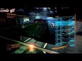 Elite:Dangerous - обзор beta версии 1.03 от пилота gif
