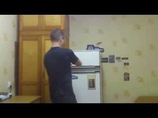 Взрыв холодильника корсаром 12 (не повторять!)