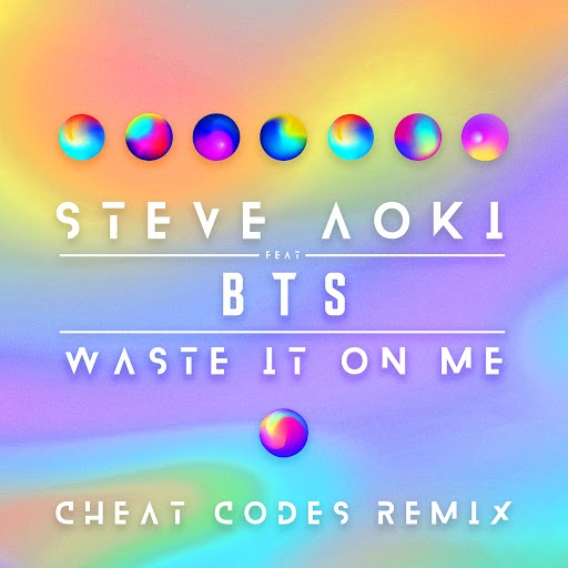 Steve Aoki альбом Waste It On Me (Cheat Codes Remix)