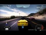 Мой любимый Porsche Boxter. NFS Hot Pursuit 2010