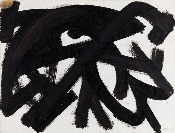 Пьер Сула́ж (фр. Pierre Soulages; 24 декабря 1919, Родез, Франция) французский художник-абстракционист. В 1946 году приехал в Париж, до этого был сельскохозяйственным рабочим. Известность пришла
