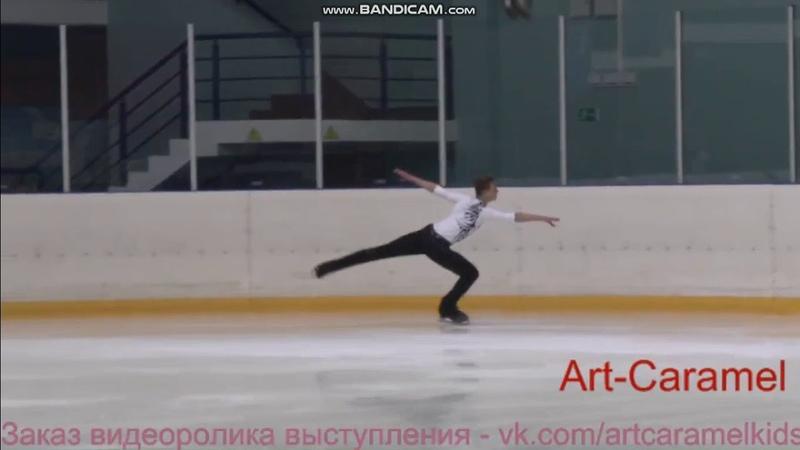 Иван Давиденко КП КМС Мемориал Панина 2018