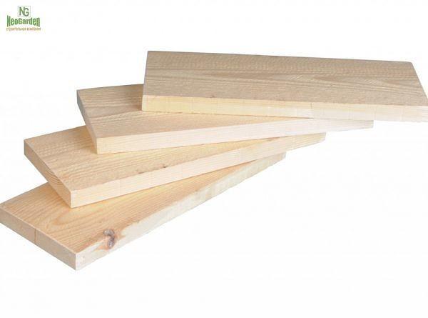 Какая доска используется для обрешетки крыши дома?