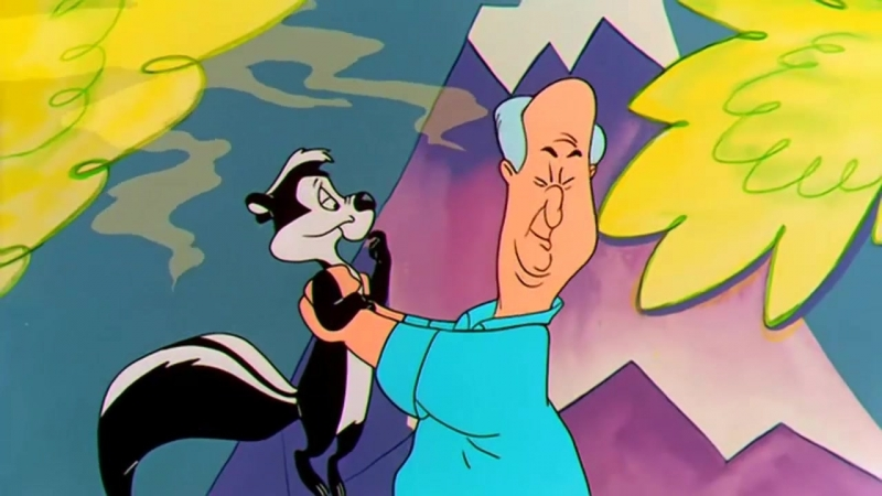 Looney Tunes (Pepe Le Pew) - Pest Perfumance (Audio Latino)