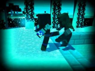 Фрост - это спарта! Minecraft Animation Frost.