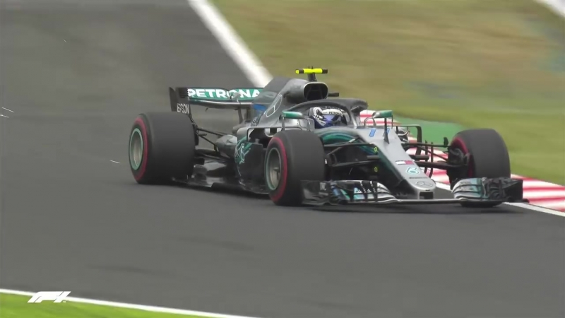 2018 Japanese Grand Prix_ FP3 Highlights
