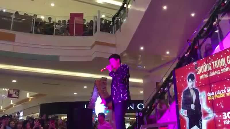 Noo Phước Thịnh hát live Thương Em Là Điều Anh Không Thể Ngờ TELDAKTN