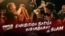 Slam (RUS) vs Sista Beast (SG) | Exhibition Battle | Fierce Style Vol. 4 Singapore Krump Event