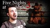 Прохождение Five Nights At Freddy's 3 #1 - Ночь 1 и Ночь 2