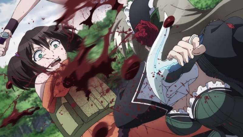 Mahou Shoujo Tokushusen Asuka Episode 7 AMV Shadows Fall