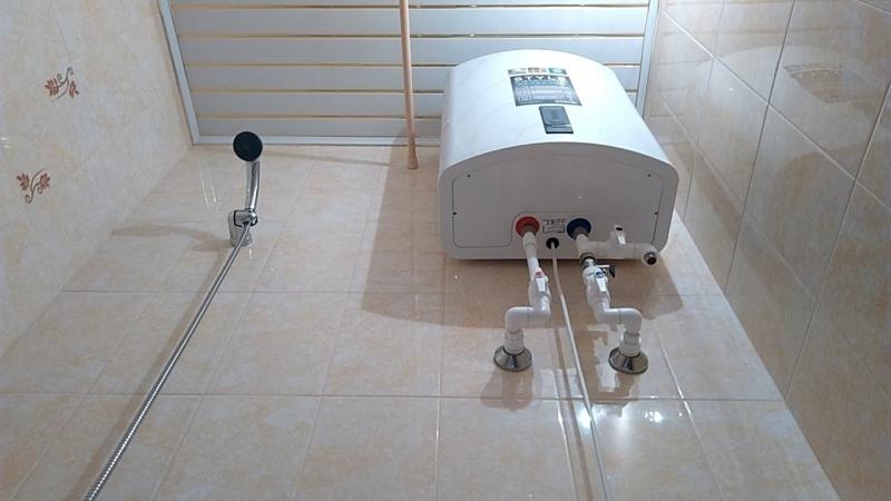 Централізоване водопостачання VS Бойлер!