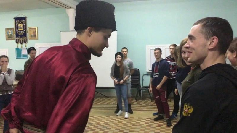 Фестиваль день 1 й Молодежная Вечерка
