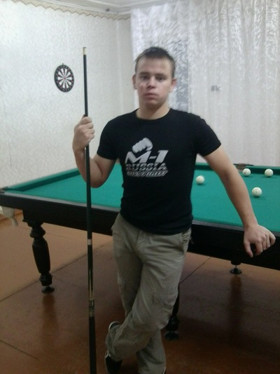 Валентин Тарасов, 6 мая 1994, Красноярск, id212137085