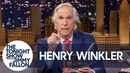Henry Winkler Reads the Last Two Pages of His Heres Hank Book Series