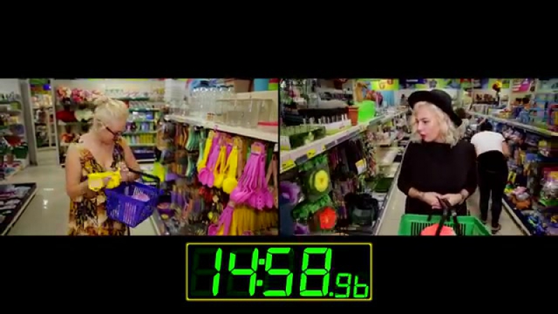Блондинка в Fix Price