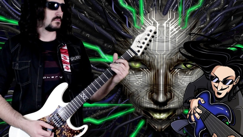 System Shock 2 - Med Sci 1 Epic Rock Cover (Little V)