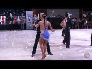 Salvo sinardi viktoria kharchenko (ita) star ball 2020 amateur latin _ r1