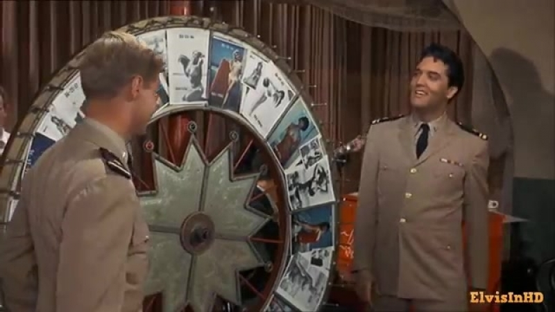 The Love Machine Elvis Presley Easy Come Easy Go 1967