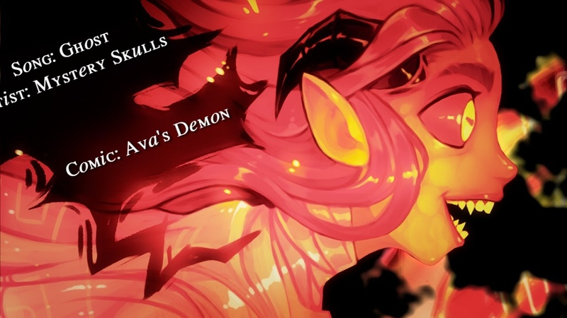 G H O S T Avas Demon [IC]