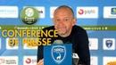 Conférence de presse Chamois Niortais Red Star FC 1 0 2018 19