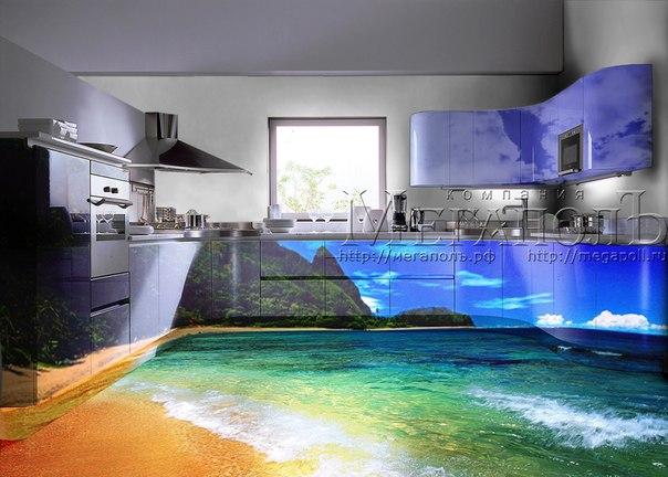 наливные полы фото цены для квартиры уфа