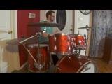 Vintage Ludwig Drum Set Demo - 70s 3 Ply Toms