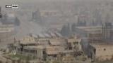 Дамаск видео ожесточенных боев сирийской армии с террористами
