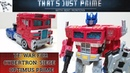 Transformers: War for Cybertron: SIEGE (Voyager) OPTIMUS PRIME Review! That's Just Prime! Ep. 174!