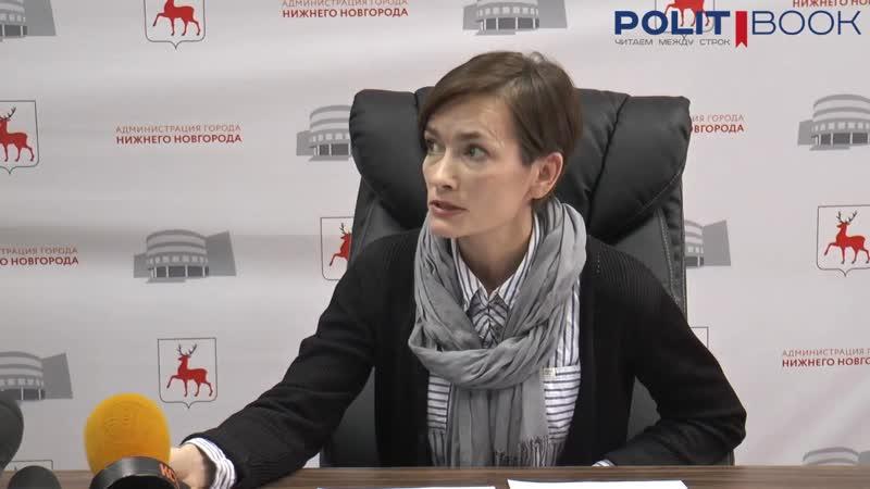 Зоя Рюрикова об основных задачах АНО «Институт городской среды Нижнего Новгорода»