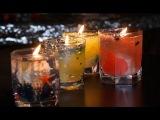 «Ручная работа». Гелевые ароматизированные свечи (8.10.2014)