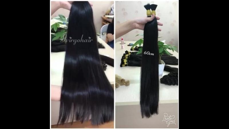 60cm raw hair