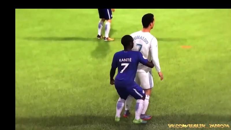 Типичный футбол
