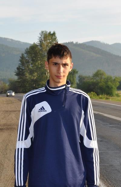 Денис Тюпин, 16 июля , Сургут, id57540194