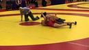 2015 Nordhagen Classic: 63 kg Lenee Figola vs. Breanne Graham