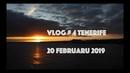 POLINA POLI TENERIFE VLOG 4 SPORT MOTIVATION SUPERMARKET MERCADONA FITNESS CLUB AND TF 1