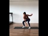 Фитнес упражнения KAYLA ITSINES 2